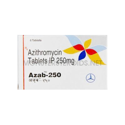 azithromycin 250mg tablets à vendre en ligne en France