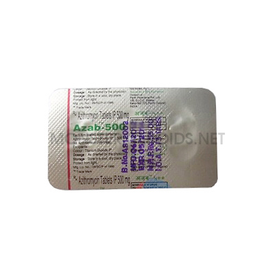 azithromycin 500 mg tablets à vendre en ligne en France